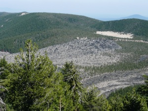 The Big Obsidian Flow
