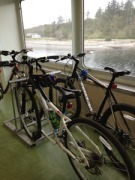 Ferry Bicycle Rack