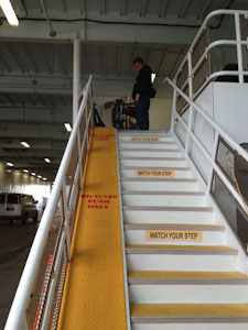 Ferry Bicycle Ramp2