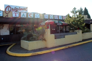 Taco House Outside