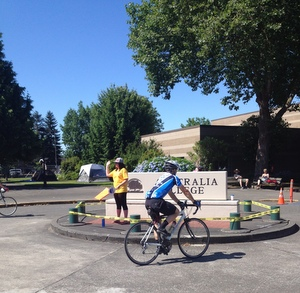Welcome to Centralia College, STP Riders!