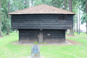 Fort Borst Blockhouse, Centralia, Washington