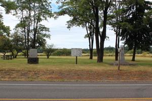 Fort Henness Site, Rochester, Grand Mound, Washington