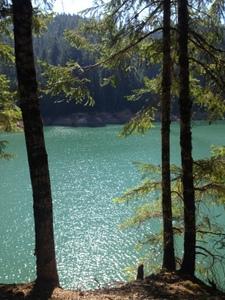 Green Peter Reservoir, Sweet Home, Oregon