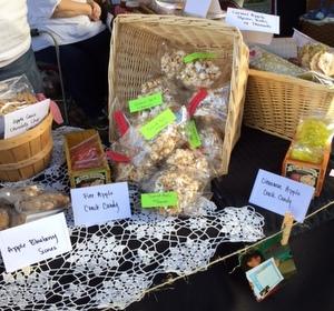 Everything Apple, Onalaska Apple Harvest Festival, Onalaska, WA