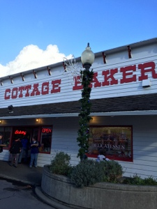 The Cottage Baker, Long Beach WA