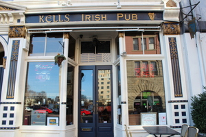 Kells Irish Pub, Portland, Oregon