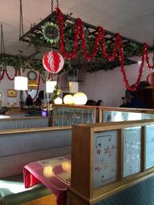 Inside Shanghai Cafe, Centralia, Washington