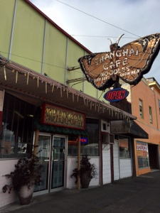 Shanghai Cafe, Centralia, Washington