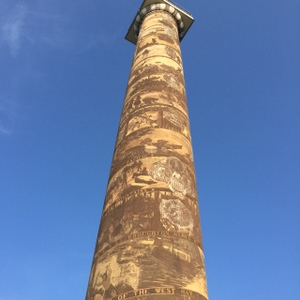 The Astoria Column, Astoria, Oregon