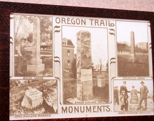 History on the Walls, Sunriver, Oregon