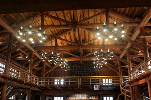 Great Hall, Sunriver, Oregon